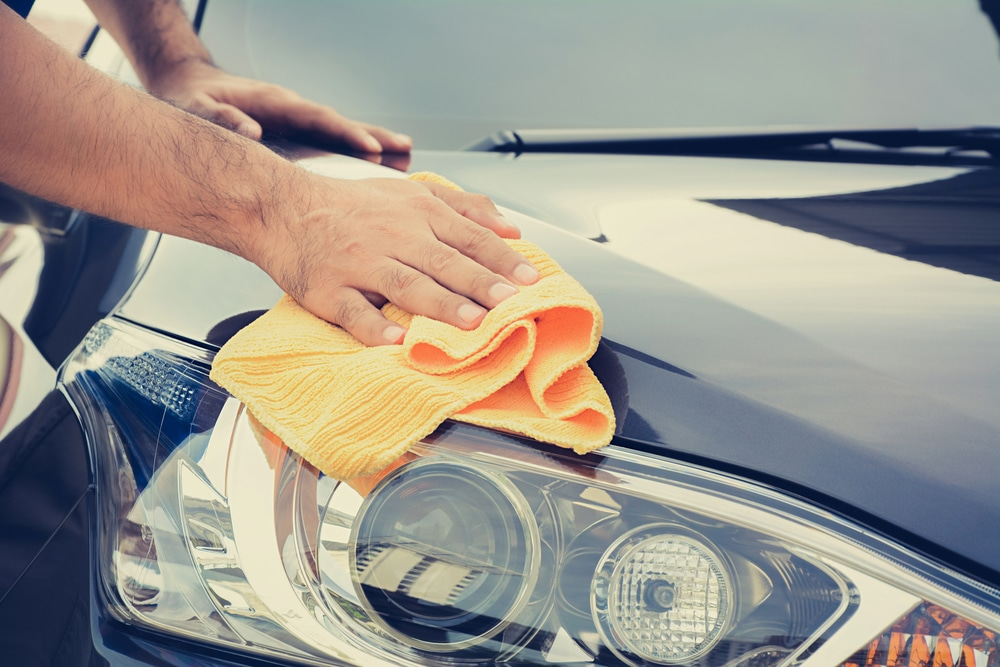 Auto Detailing- Raydar Collision Group | BC Autobody Collision Repair Shop