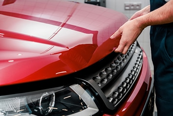 paintless dent repair - Raydar Collision Group | BC Autobody Collision Repair Shop